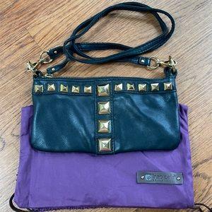 Linea Pelle studded crossbody bag
